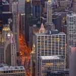 Cityscape Chicago — Stock Photo