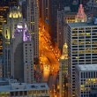 Stock Photo: Michigan Avenue Chicago