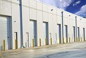 Warehouse Gates — Stock Photo