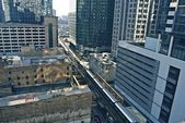 Chicago Infrastructure — Stock Photo