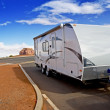 Stock Photo: Recreational Vehicle RV
