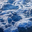 Photo: Blue Water Background