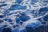 Blue Water Background — Stock Photo