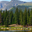 Scenic Colorado Echo Lake — Stock Photo #30569619