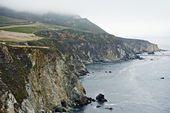 Big Sur California Coast — Stock Photo
