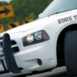 Stock Photo: Police Cruiser State Trooper