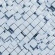 Stock Photo: Abstract Cubes Background
