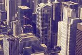 Urban Ultraviolet — Stock Photo