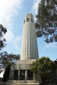 Telegraph Hill Tower — Stock Photo