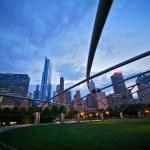 Millennium Park: City of Chicago — Stock Photo
