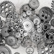 Grunge Gears Background — Stock Photo #32370545