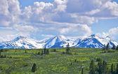 Mountains of Wyoming — Stock Photo
