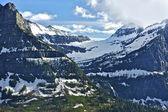 Montana berg — Stockfoto