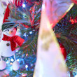 Christmas Tree Ornaments — Stock fotografie #37924001