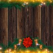 Christmas Backdrop — Stock Photo