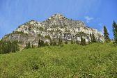 Montana letní krajina — Stock fotografie