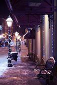 Main Street Decoration — Stock Photo