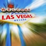 Las Vegas Rush — Stock Photo