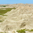 Stock Photo: Badlands South Dakota