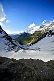 モンタナ州の風光明媚な谷 — ストック写真