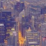 Windy City Chicago — Stock Photo