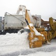 Street Snow Removal — Stock Photo #41235153
