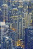 American Skyline — Stock Photo