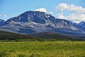 美国西北部蒙大拿 — 图库照片