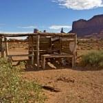 Arizona Indian Reservation — Stock Photo #42578121