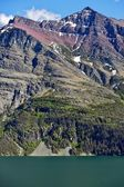 St Marry Lake Montana — Stock Photo