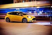 Stop Motion Car Concept — Stock Photo