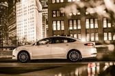 Luxury Car in Chicago — Stockfoto