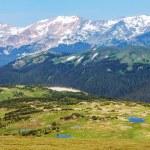 Colorado Rocky Mountains — Stock Photo #50502621