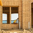New House Construction — Stock Photo #50502911