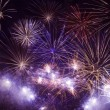 Fireworks Background — Stock Photo #50503015