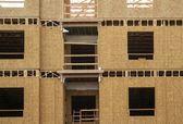 Building Construction — Foto de Stock