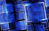 Circuit Technology Bars — Stok fotoğraf