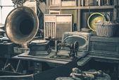 Antique Store Inventory — Stok fotoğraf