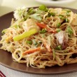 Stock Photo: Chinese noodles