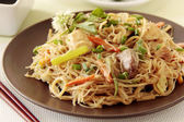 Chinese noodles — Stockfoto