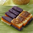 Sweet Glutinous Rice Cake — Stock Photo