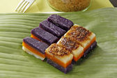 Sweet Glutinous Rice Cake — Stockfoto