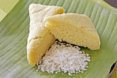 Rice Cake — Stock Photo