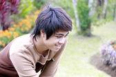 A Young Filipino Boy — Stock Photo