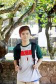 Handsome Teen — Stock Photo