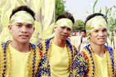 Manila aliwan festival — Stockfoto