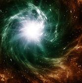 Spiral Galaxy — Zdjęcie stockowe