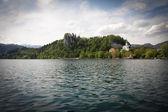 Lake Bled — Stock Photo