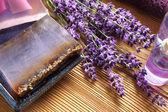 Lavender spa — Stockfoto