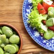 Vegetarian salad — Stock Photo #13739474